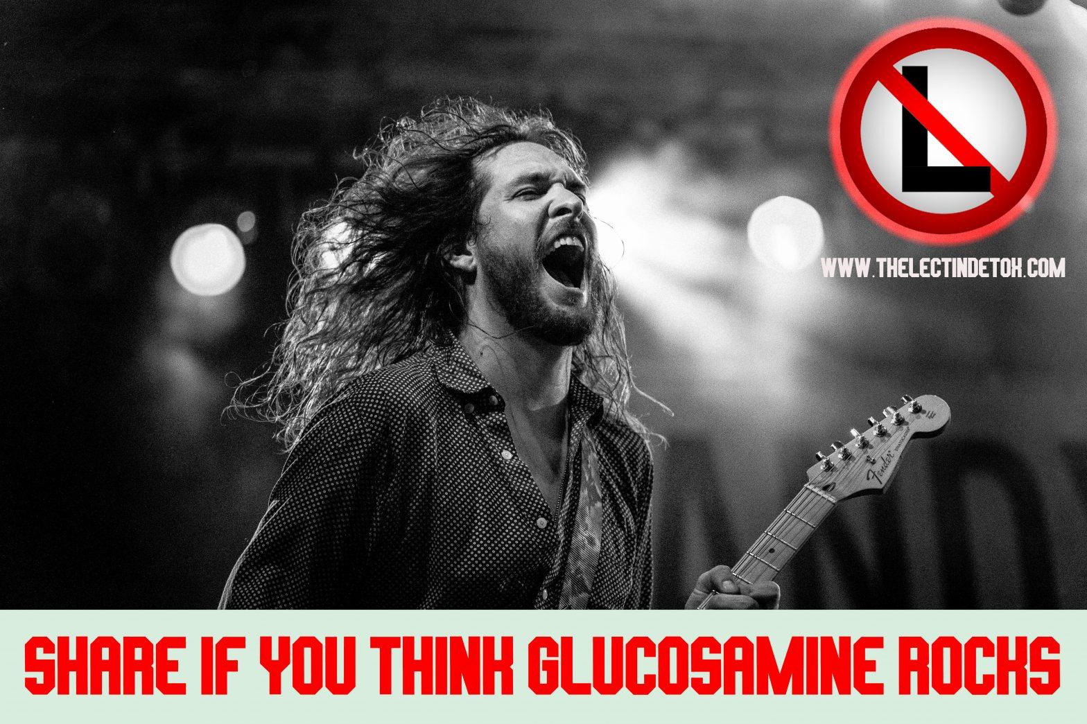 glucosamine lectin detox