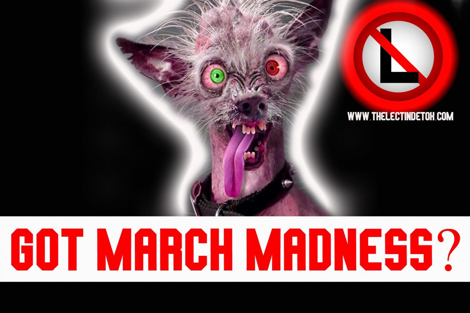 march madness lectin detox health paleo